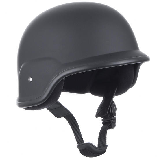 Mil-Tec BW Parade Battle Helmet Black