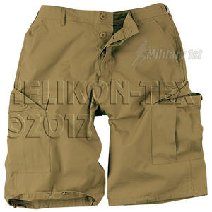 Helikon Genuine BDU Shorts Coyote