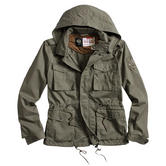 Surplus Parka Olive