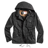 Surplus Parka Black