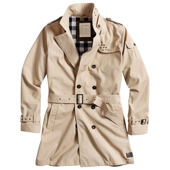 Surplus Trenchcoat Beige Preview