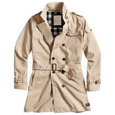 Surplus Trenchcoat Beige Thumbnail 1