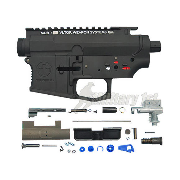 G&P Magpul Type Metal Body Black