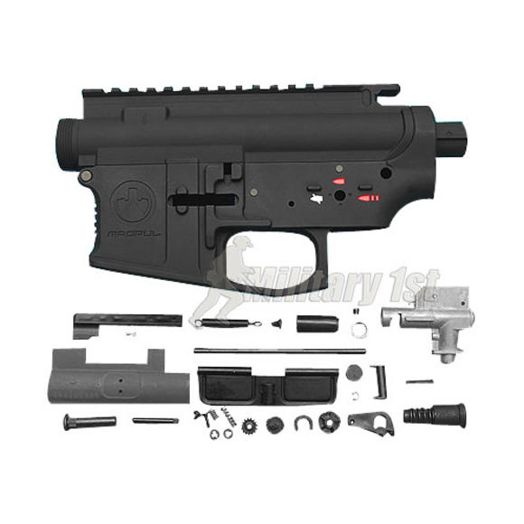 G&P M4 Magpul Type Metal Body Black