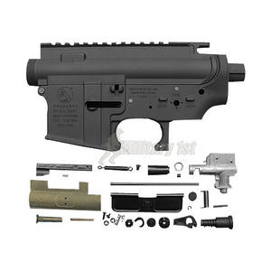 G&P M4A1 Metal Body (Laser Marking)