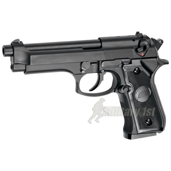 ASG M92F Pistol Black