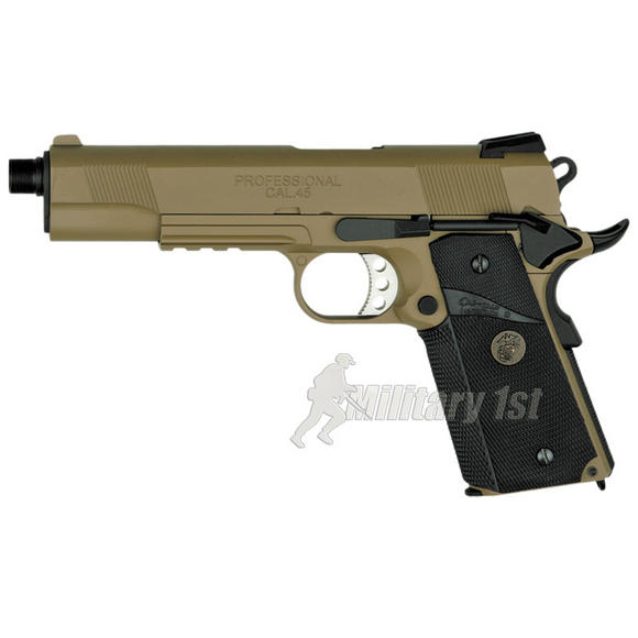 Socom US Marine MEU Pistol Coyote Tan