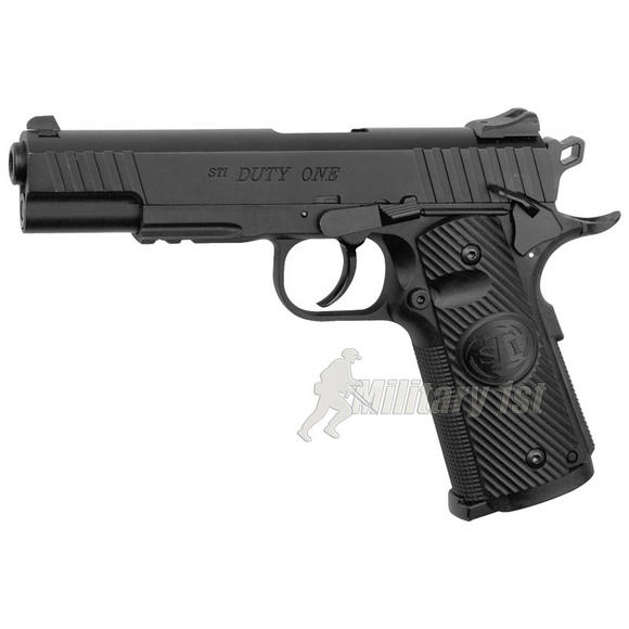 ASG STI Duty One Pistol Black