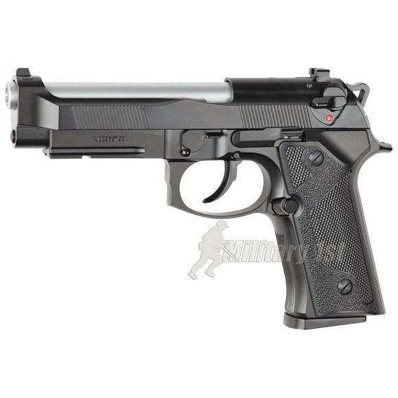 ASG M9 IA Heavy Weight Pistol Black
