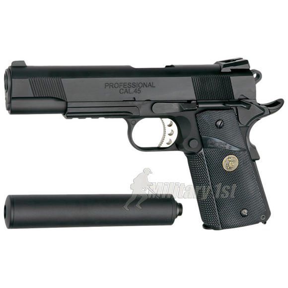 Socom US Marine MEU Limited Pistol Black