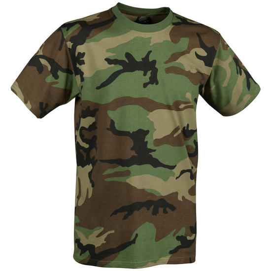 Helikon T-shirt US Woodland