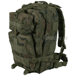Helikon MOLLE Compact Assault Pack Polish Woodland