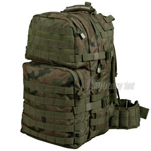 Helikon MOLLE Assault Pack Medium Polish Woodland
