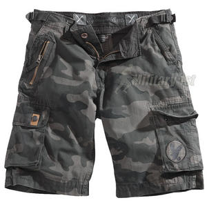 Surplus Xylontum Shorts Black Camo