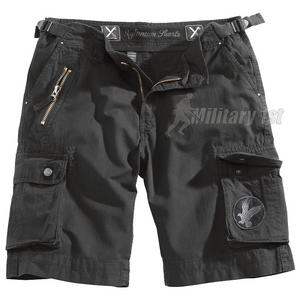 Surplus Xylontum Shorts Black