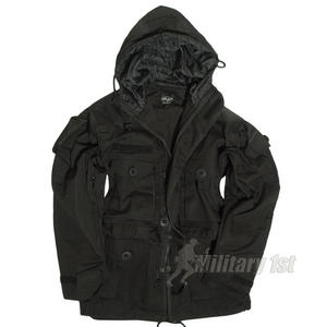 Mil-Tec Smock Lightweight Black