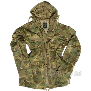 Mil-Tec Smock Lightweight Arid Woodland