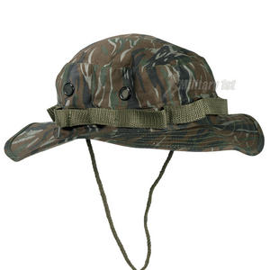 Mil-Tec GI Boonie Hat Tiger Stripe