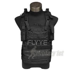 Flyye MOLLE RRV Vest Black
