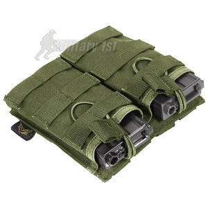 Flyye EV Universal Double Magazine Pouch MOLLE Ranger Green