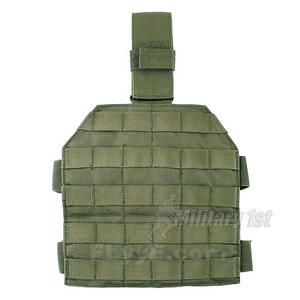 Flyye MOLLE Style Leg Panel Ranger Green