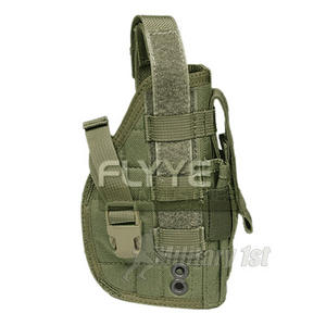 Flyye Pistol Holster MOLLE Ranger Green