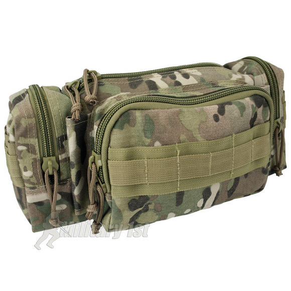 Pro-Force React Waist Pouch MultiCam