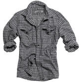 Surplus Woodcutter Shirt Black
