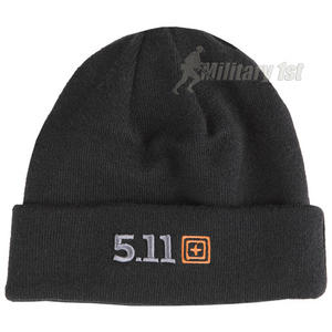 5.11 Reversible Watch Cap Black