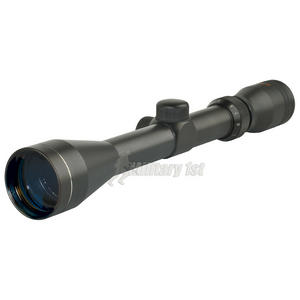 SMK 3-9x40 Scope Black