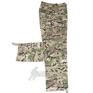 MFH US BDU Trousers Ripstop MultiCam