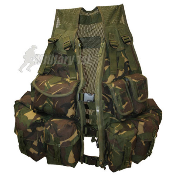 Pro-Force Tactical Assault Vest Spanish Clips DPM