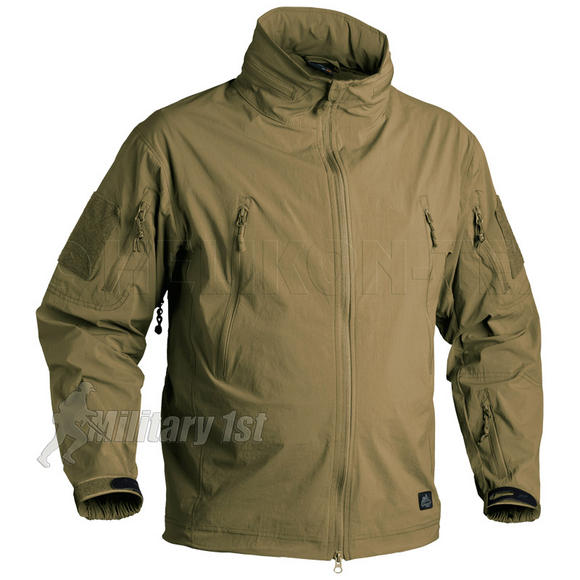 Helikon Trooper Soft Shell Jacket Coyote