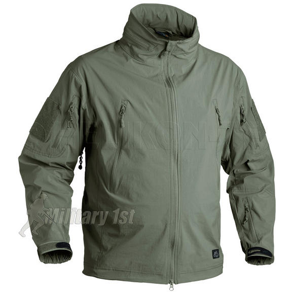 Helikon Trooper Soft Shell Jacket Alpha Green