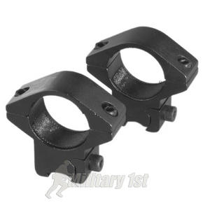 SMK Standard Improved Mounts 9-11mm (Pair)