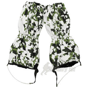 MFH Gaiters Snow Camo 
