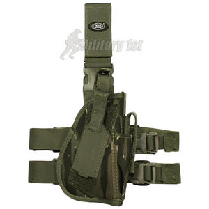 MFH Right Leg Holster Tiger Stripe