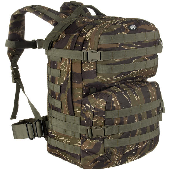 MFH Backpack Assault II Tiger Stripe