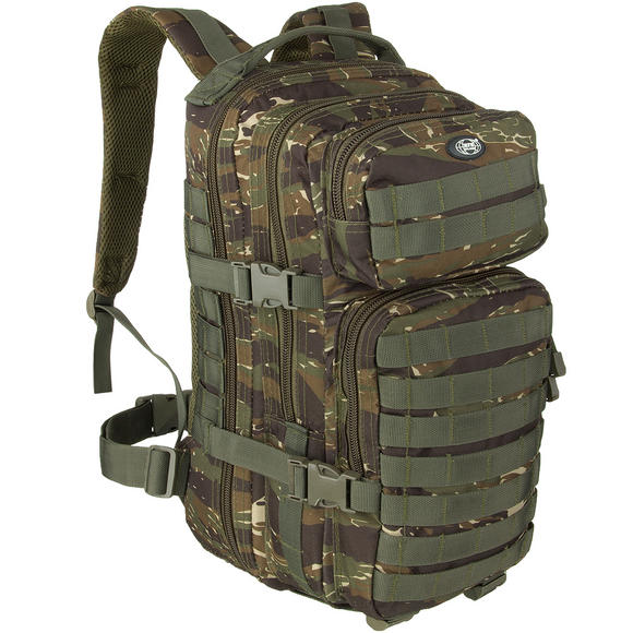 MFH Backpack Assault I Tiger Stripe