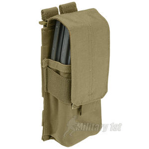 5.11 Stacked Single Mag Pouch with Cover Sandstone