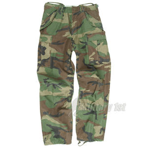 Mil-Tec M65 Trousers Woodland