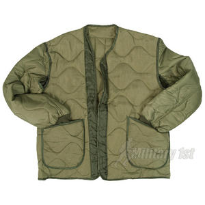 Mil-Tec M65 Jacket Liner Olive