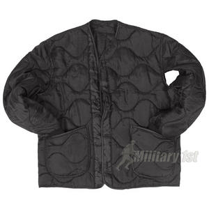 Mil-Tec M65 Jacket Liner Black