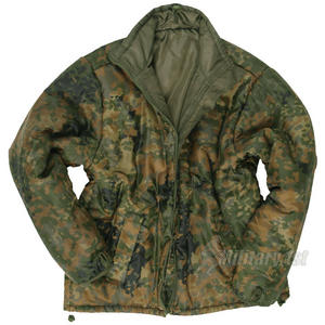 Mil-Tec British Cooling Jacket Flecktarn / Olive