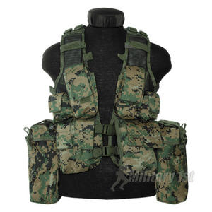 South African Assault Vest Digital Woodland