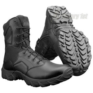 Magnum Cobra 8.0 Side Zip Waterproof Boots Black