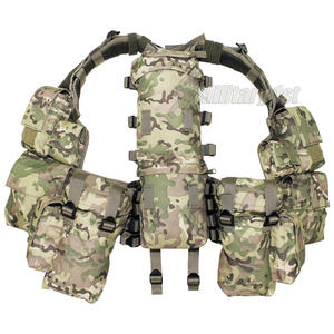 MFH South African Assault Vest MultiCam
