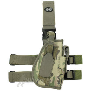MFH Right Leg Holster MultiCam
