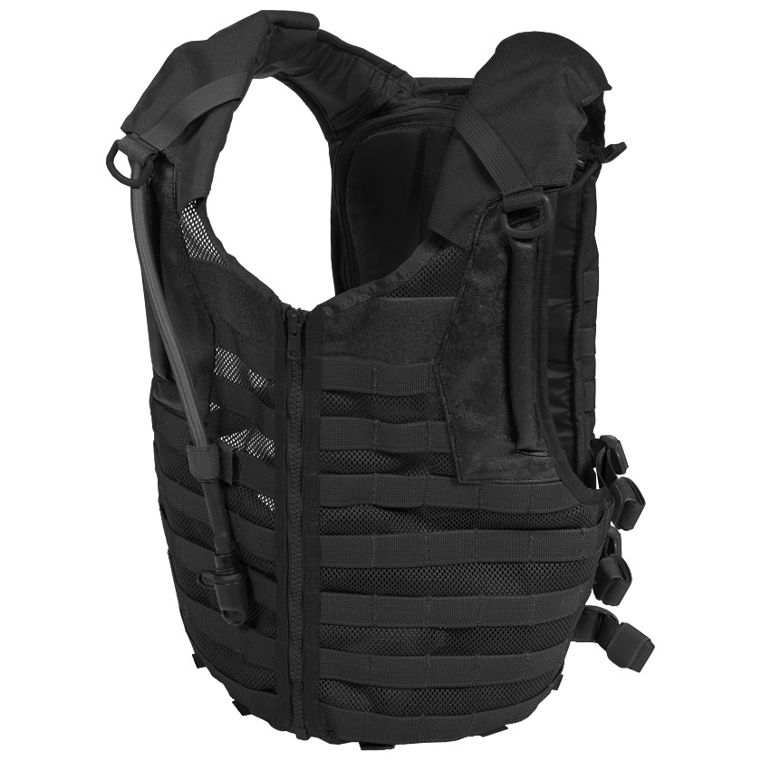 Flyye Delta Tactical Vest Black