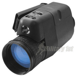 SMK WH20 Night Vision Scope Pocket Model Black with Case